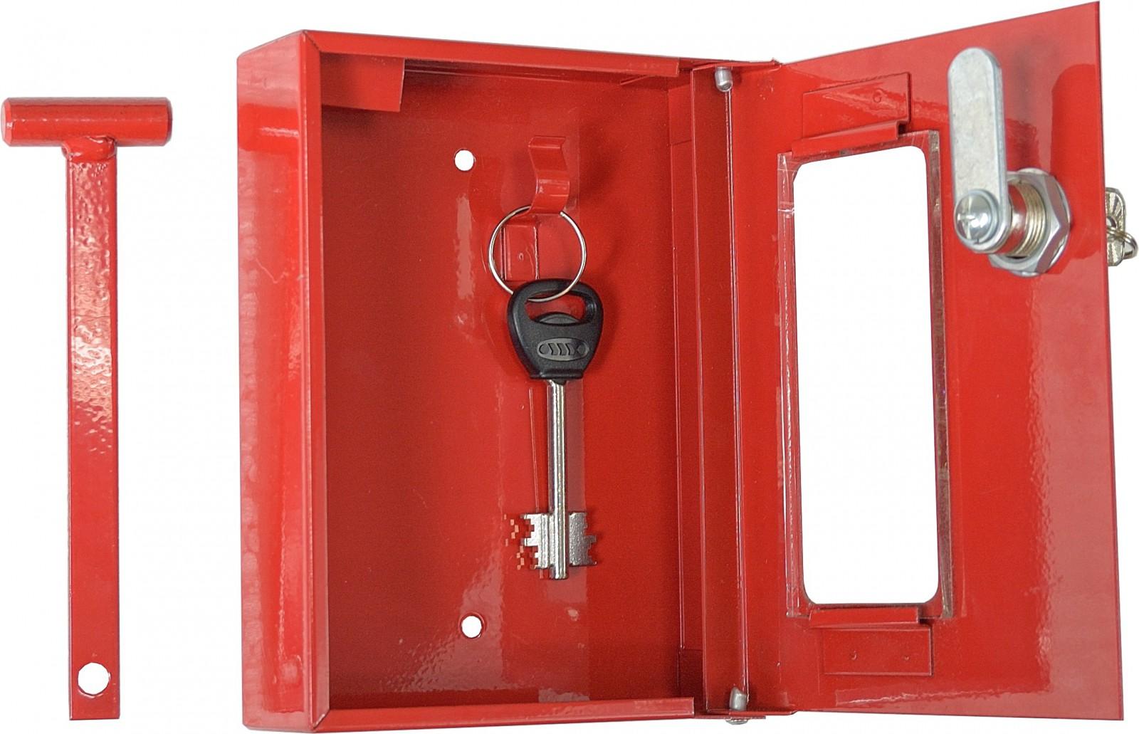 Ключница пожарная КЛ-1 с молоточком