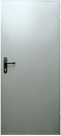 Двери противопожарные металлические 900x2100 мм